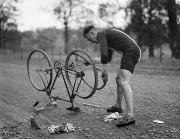 Roadside repairs course