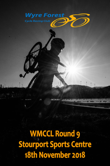 West Midlands Cyclocross League Round 9- Wyre Forest CRC