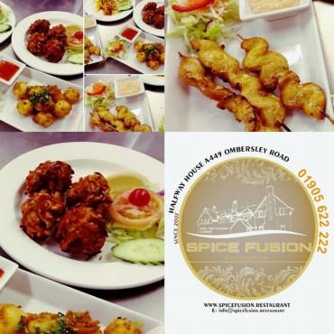 Club Indian/Thai Meal