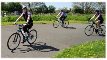 Ladies Cycle Coaching